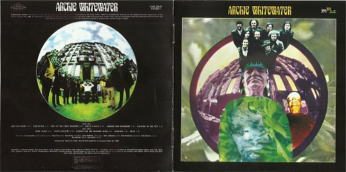 Archie Whitewater - Archie Whitewater (1970)