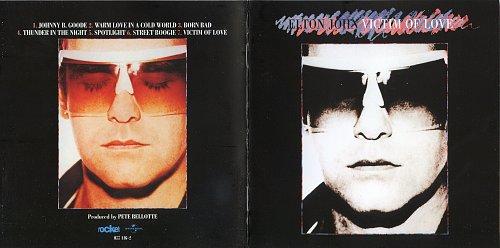 Elton John - Victim Of Love (1979)