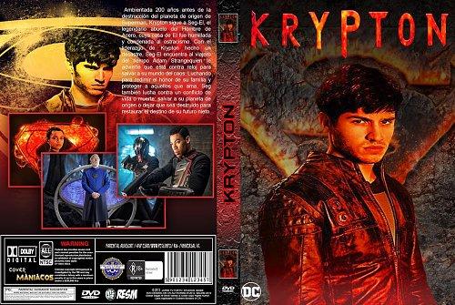 Криптон / Krypton (2018)