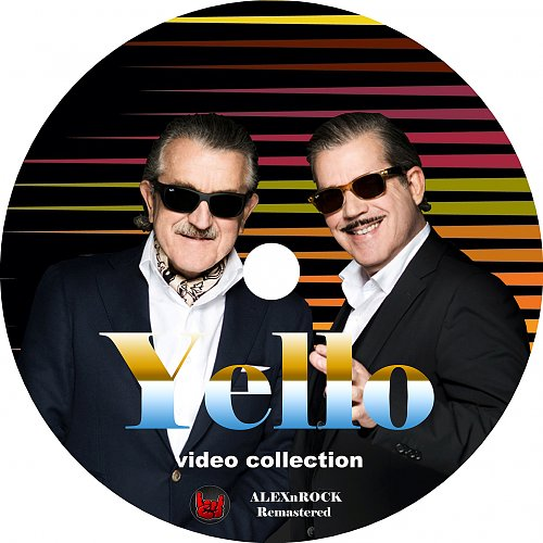 Yello - Video Collection (2018)