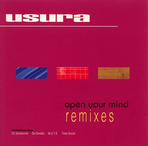 Usura - Open You Mind (1997)