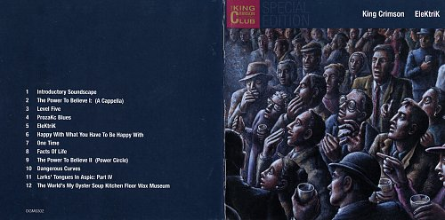 King Crimson - EleKtriK. Live In Japan 2003 (2003)