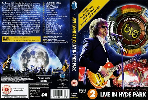 ELO - Live in Hyde Park (2015)