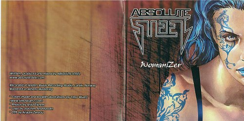 Absolute Steel - Womanizer (2005)