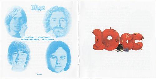 10сс - 10cc (1973)