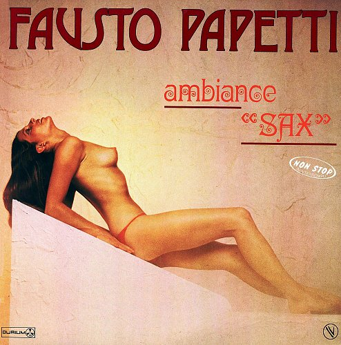 Fausto Papetti - Ambient Sax (1983)