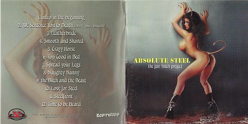 Absolute Steel - The Fair Bitch Project (2002)