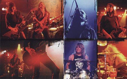 Motörhead - Stage Fright 2004 (2014)