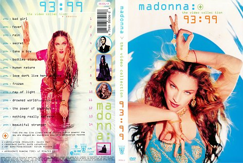 Madonna - The Video Collection (1999)