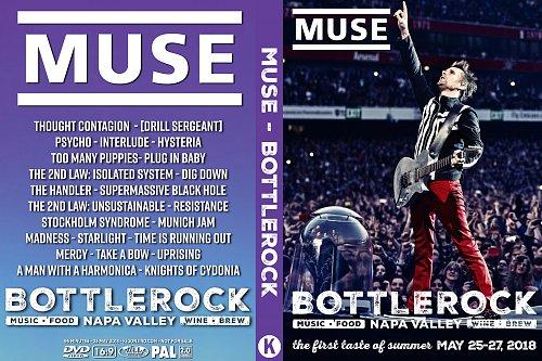 Muse - Bottle Rock (2018)