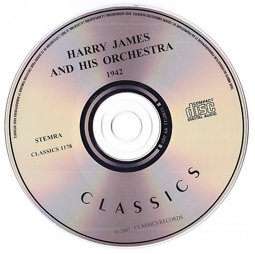 Harry James & His Orchestra - 1942 (The Chronological Classics, 1178) (2001)