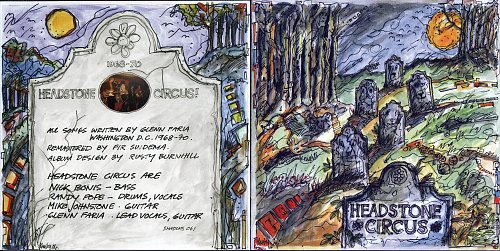 Headstone Circus - Headstone Circus (1968-70)