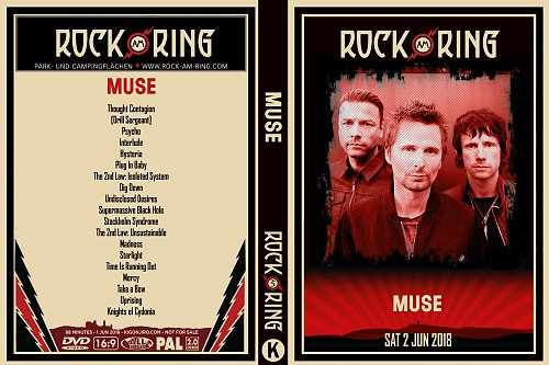 Muse - Rock Am Ring (2018)