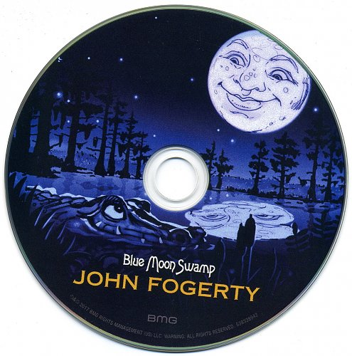 John Fogerty - Blue Moon Swamp (1997)