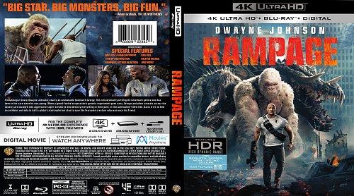 Рэмпэйдж / Rampage (2018)