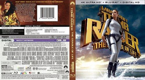 Лара Крофт: Расхитительница гробниц 2в1 / Lara Croft Tomb Raider (2001-2003)