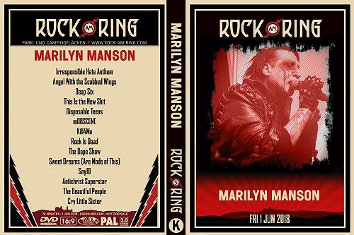 Marilyn Manson - Rock Am Ring (2018)