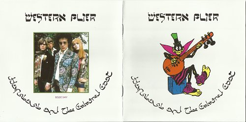 Hapshash And The Coloured Coat - Western Flier (1969)