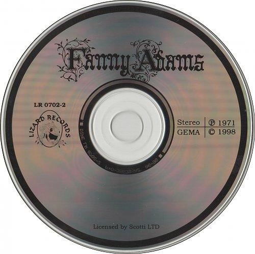 Fanny Adams - Fanny Adams (1971)