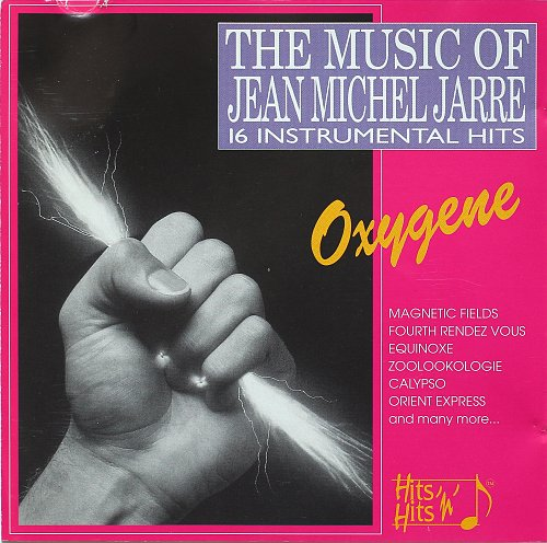 New Synthesizer Experience, The - The music of Jean Michel Jarre (1994)