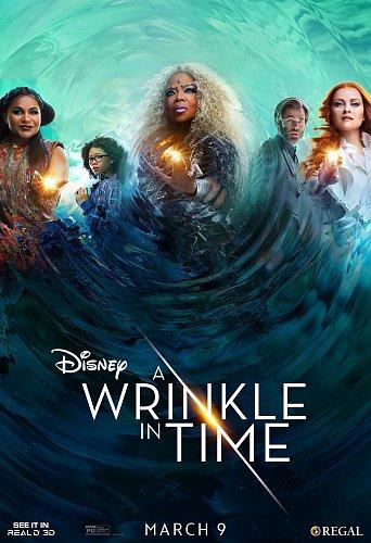 Излом времени / A Wrinkle inTime (2018)