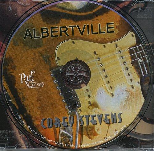 Corey Stevens - Albertville (2007)