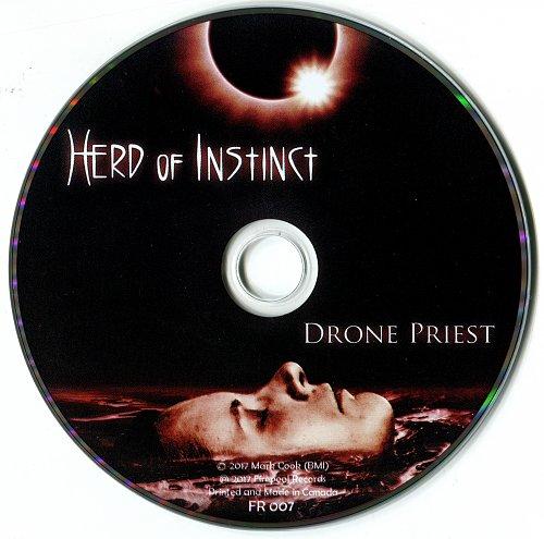 Herd of Instinct - Drone Priest (2017)