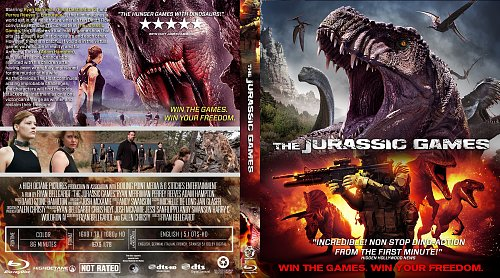 Игры юрского периода / The Jurassic Games (2018)