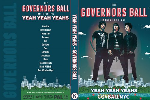 Yeah Yeah Yeahs - Covernors Ball (2018)
