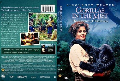 Гориллы в тумане / Gorillas in the Mist: The Story of Dian Fossey (1988)