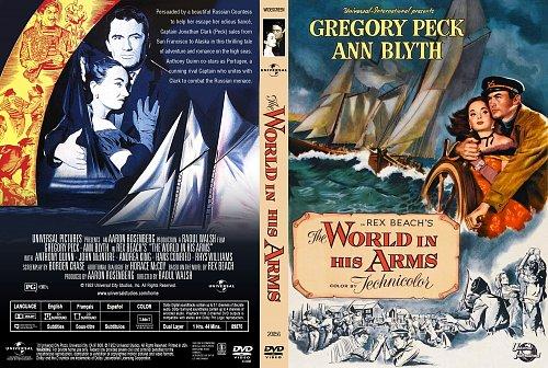 Весь мир в его руках / The World in His Arms (1952)