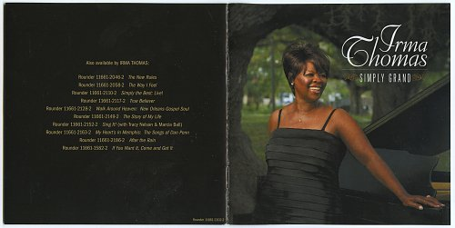 Irma Thomas - Simply Grand (2008)