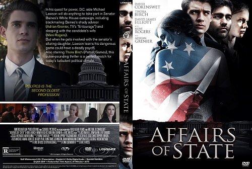Государственное дело / Affairs of State (2018)