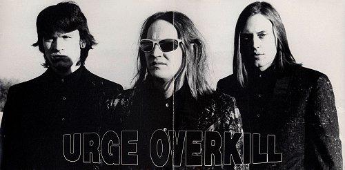 Urge Overkill  - Americruiser / Jesus Urge Superstar (1991)