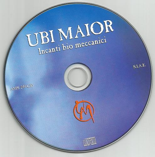 Ubi Maior - Incanti Bio Meccanici (2015)