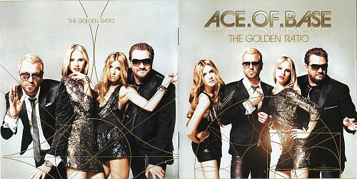 Ace Of Base - The Golden Ratio 2010 Full booklet