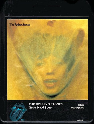 Rolling Stones - Goats Head Soup (1973)