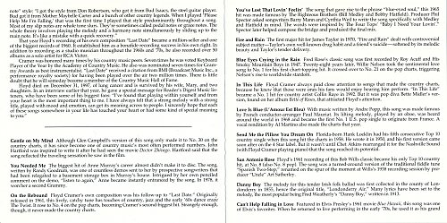 Floyd Cramer - Reader's Digest/Floyd Cramer Plays :Town 'N' Country Favorites (1999)