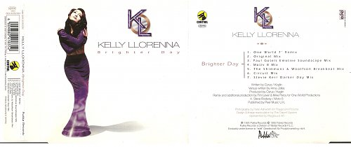 Kelly Llorenna - Brighter Day (1995)