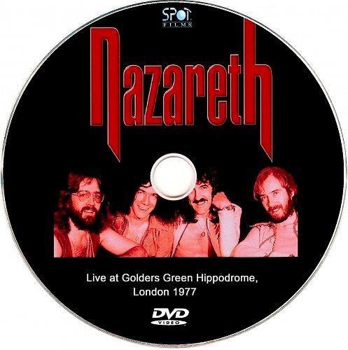 Nazareth - Live at Golders Green Hippodrome, London 1977