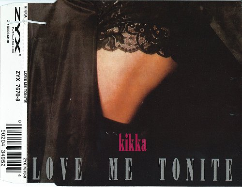 Kikka - Love Me Tonite (1995)