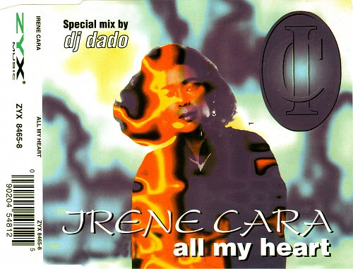 Irene Cara - All My Heart (1996)