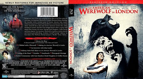 Американский оборотень в Лондоне / An American Werewolf in London (1981)