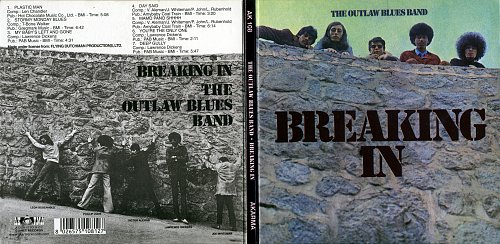 Outlaw Blues Band - Breaking In (1969)