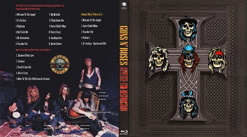 Guns N' Roses - Appetite For Destruction: Deluxe Edition (2018)