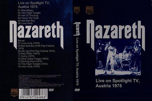 Nazareth - Live on Spotlight TV, Austria 1975 (2002)