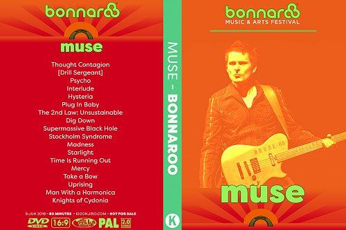 Muse - Bonnaroo Music Fest (2018)