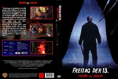 Фредди против Джейсона / Freddy vs. Jason (2003)