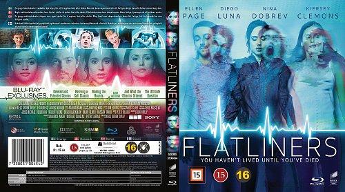 Коматозники / Flatliners (2017)