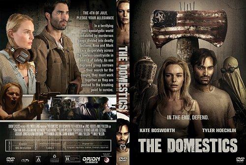 Домушники / The Domestics (2018)